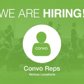 Convo Rep Job Opp